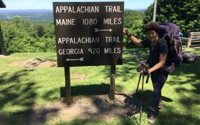 La randonnée de 3 500 km de Danielle